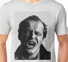 One Flew over Jack Nicholson's Nest - Digital Sketch  Unisex T-Shirt