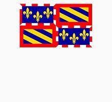 Bourgogne flag Unisex T-Shirt