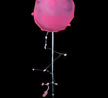 Pink rose by JBlaminsky