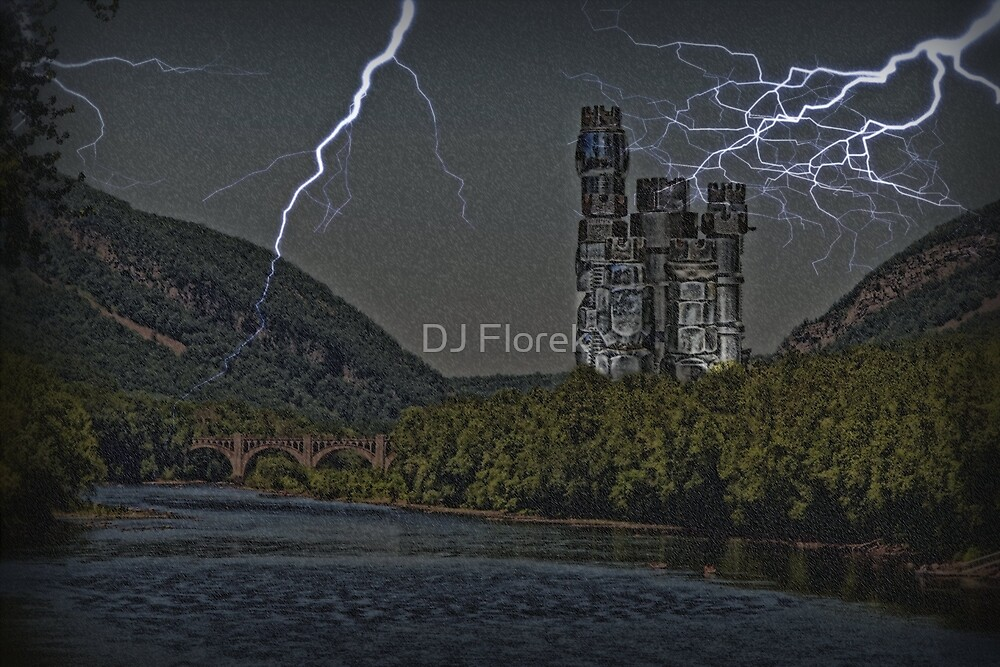 Castle Nut by DJ Florek