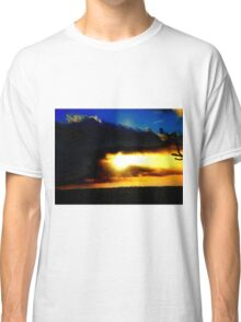 When the sun breaks through Classic T-Shirt