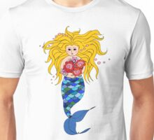 Mermaid: Bouquet Delivery Unisex T-Shirt