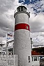 Cooperstown Marina Lighthouse by DJ Florek