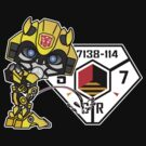 Bumblebee Peeing - Sector 7 v2 by btnkdrms