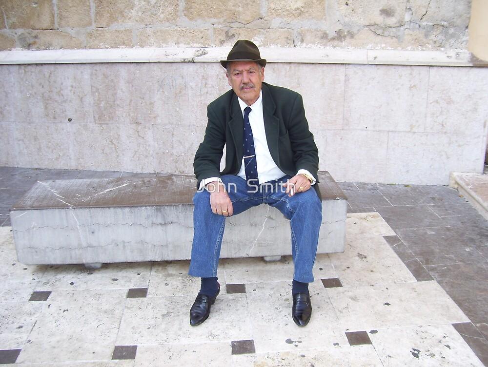 """ Manuel, the gentleman "" by John  Smith"