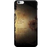 Leliana's Song Elvish iPhone Case/Skin