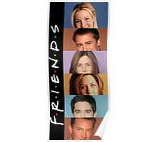 Friends - photos Poster
