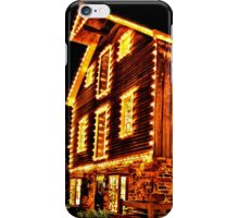 A Mill in Lights iPhone Case/Skin