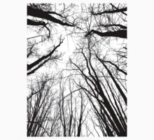 The Gathering - Winter Trees T-Shirt