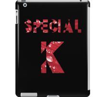 Special K iPad Case/Skin