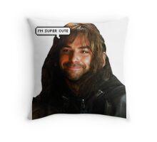 cute kili Throw Pillow