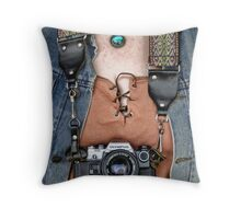Accessorize Throw Pillow
