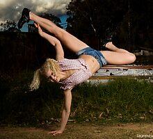 Kick it by Lauren  Tierney
