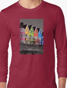 Psychedelic Terrace Long Sleeve T-Shirt