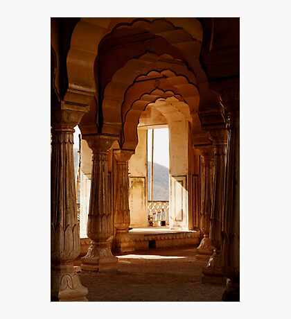 Agra Fort, India Photographic Print