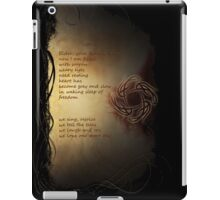 Leliana's Song English iPad Case/Skin