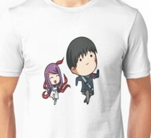 Rize and Kaneki Tokyo Ghoul Unisex T-Shirt
