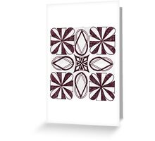 Mixed Emotions Greeting Card
