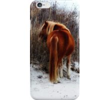 Sand but no snow iPhone Case/Skin