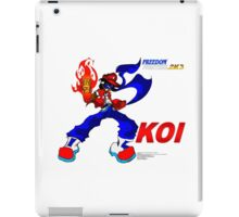 Freedom Fighters 2K3 Koi iPad Case/Skin