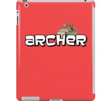 "Archer - Milton ""Except for you Milton"" iPad Case/Skin"