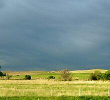 Nebraska Sky by CynLynn