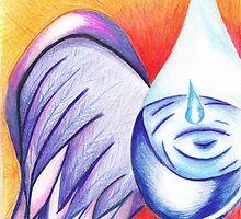 Teardrop From Heaven by asop1010
