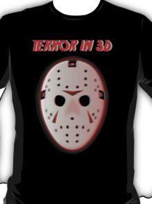 Friday the 13th - Jason 3D T-Shirt