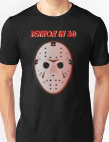 Friday the 13th - Jason 3D T-Shirt