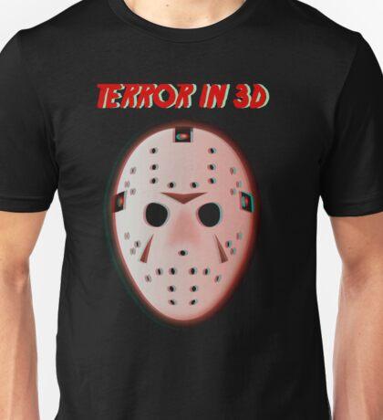 Friday the 13th - Jason 3D Unisex T-Shirt