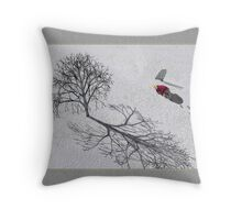 Still  Missing You Throw Pillow