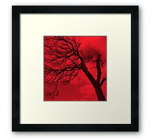 Earth Lung Framed Print