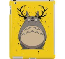 Totoro True Detective iPad Case/Skin
