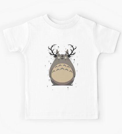 Totoro True Detective Kids Tee