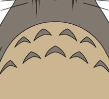 Totoro True Detective Sticker