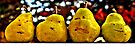 Two Pairs Four Pears by DJ Florek