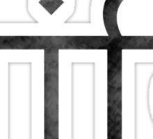 Shanti (Peace) Sticker