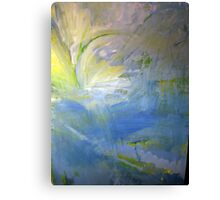 Choose Living Canvas Print