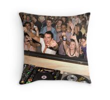 MIguel Migs @ The Arthouse, Sydney Throw Pillow