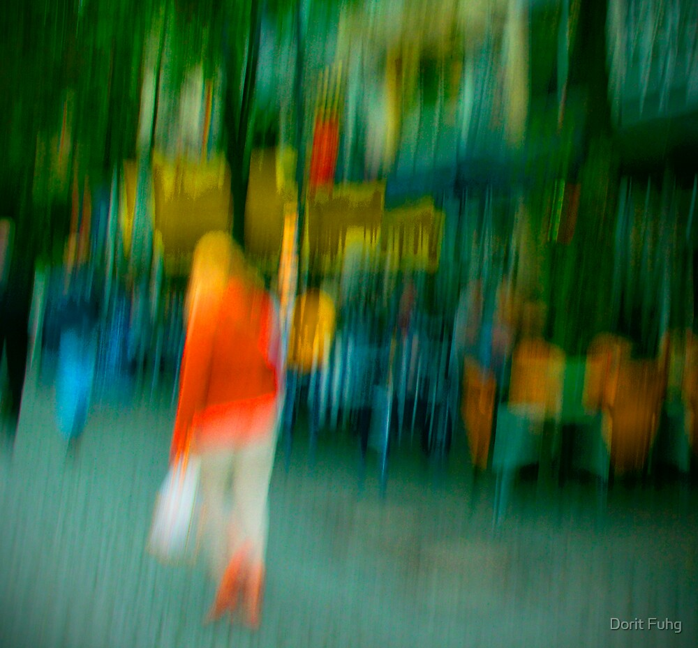 Mary Jane by Dorit Fuhg
