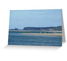 Looking west Greeting Card