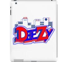DeeZy City iPad Case/Skin