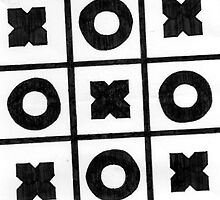 Noughts And Crosses by JRSANCHEZ