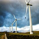 Wind Turbines by Chris Charlesworth