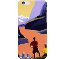 The Pacific Northwest iPhone Case/Skin