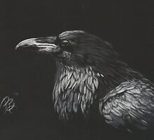 The Raven by RachelBeck26