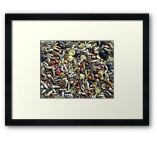 Chaotic Framed Print