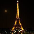 Paris by Moonlight by George Swann