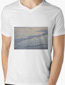 Sunrise on the Sand Mens V-Neck T-Shirt