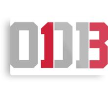 Odell Beckham Jr. | ODB 13 Metal Print